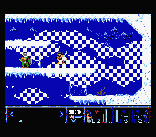 Captura IANNA MSX2